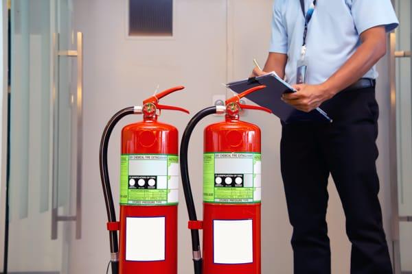 obligatorio tener extintores en la Comunidad de Propietarios